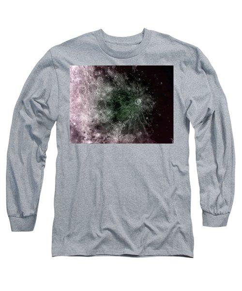 Lunar Crater Long Sleeve T-Shirt