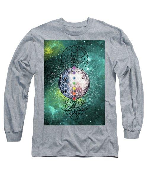 Lunar Mysteries Long Sleeve T-Shirt