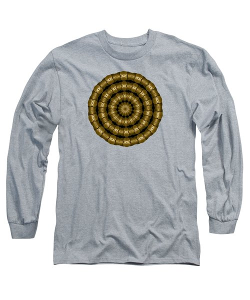Magic Brass Rings For Apparel Long Sleeve T-Shirt