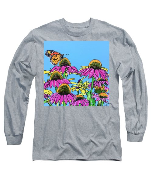 Magnificant Monarch Long Sleeve T-Shirt