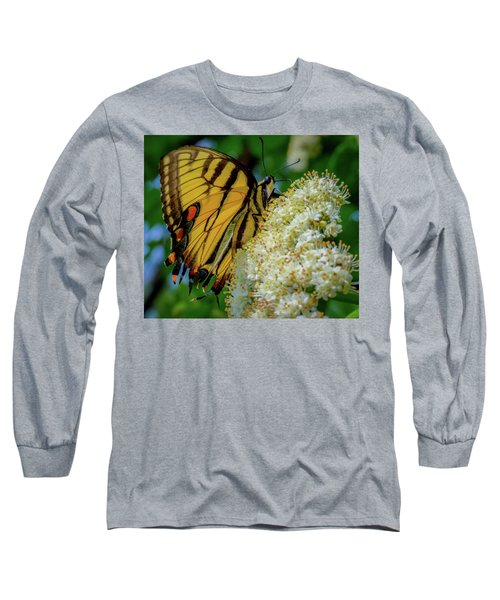 Manassas Butterfly Long Sleeve T-Shirt
