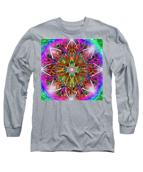 Mandala 12 11 2018 Long Sleeve T-Shirt