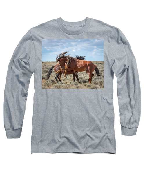 Mane For Days Long Sleeve T-Shirt