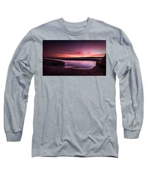 Marazion Sunset Long Sleeve T-Shirt