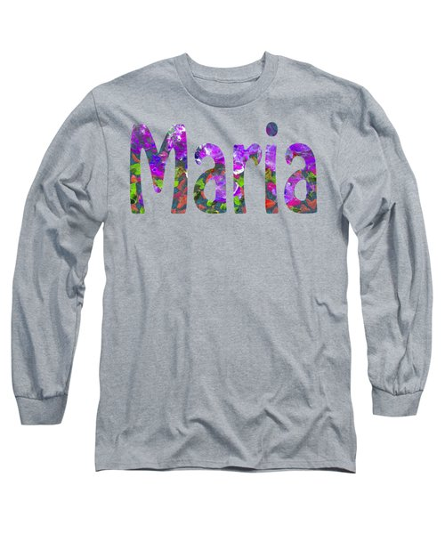 Maria Long Sleeve T-Shirt