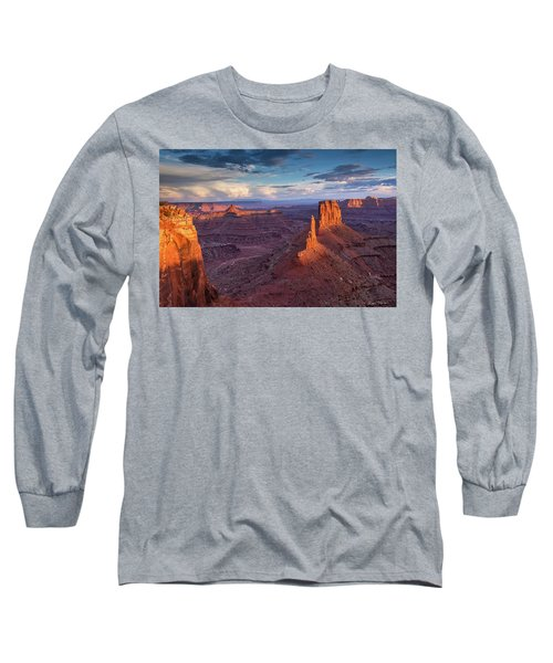 Marlboro Point - A Different View Long Sleeve T-Shirt