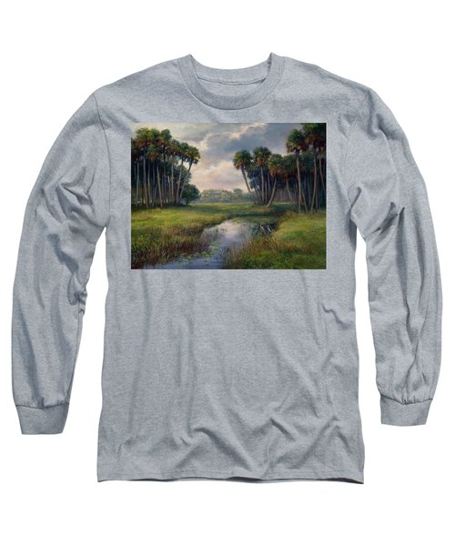 Martin County Highway Long Sleeve T-Shirt