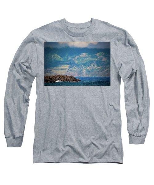 Maui Fisherman Long Sleeve T-Shirt