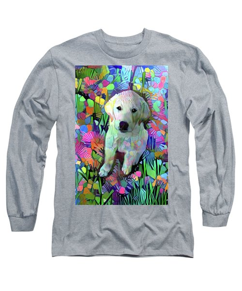 Max In The Garden Long Sleeve T-Shirt