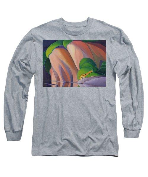Mazinaw Rock II Long Sleeve T-Shirt