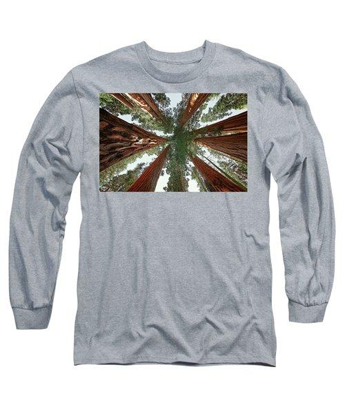 Meet The Giants Long Sleeve T-Shirt