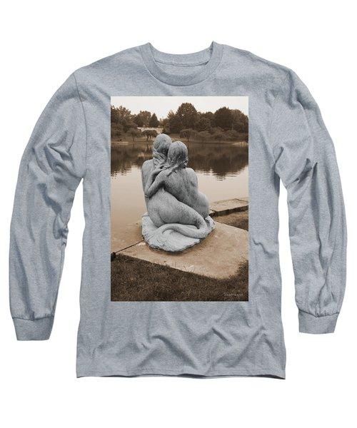 Mermaids Long Sleeve T-Shirt