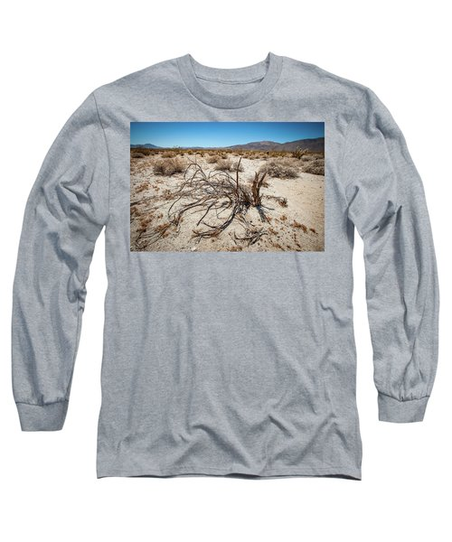 Mesquite In The Desert Sun Long Sleeve T-Shirt