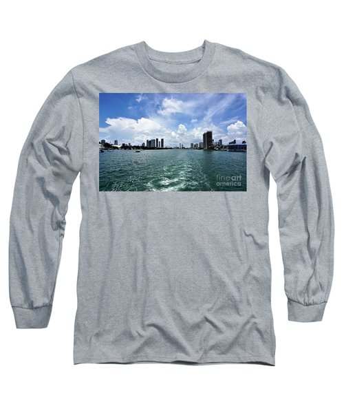 Miami2 Long Sleeve T-Shirt
