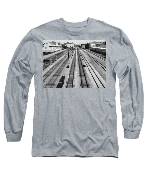 Middle Of The Tracks Long Sleeve T-Shirt