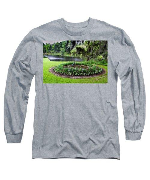 Middleton Gardens Mill Pond Long Sleeve T-Shirt