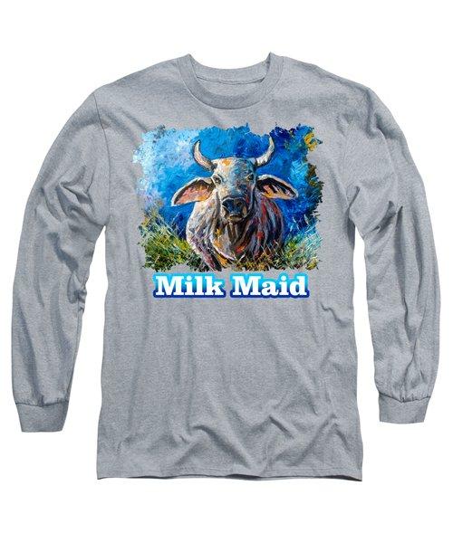 Milk Maid Long Sleeve T-Shirt