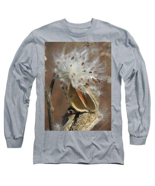 Milkweed Burst Long Sleeve T-Shirt