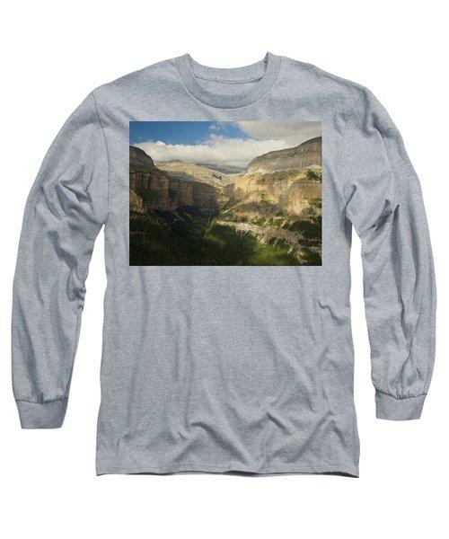 Mirador De Calcilarruego Long Sleeve T-Shirt