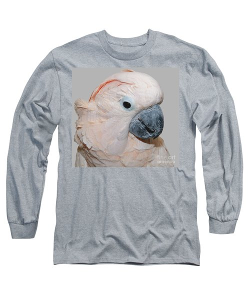 Moluccan Cockatoo Long Sleeve T-Shirt