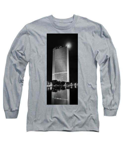 Moon Over Corning Long Sleeve T-Shirt