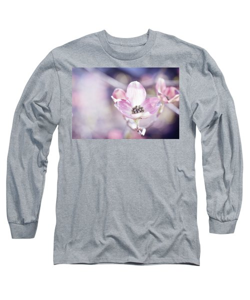 Morning Dogwood Long Sleeve T-Shirt