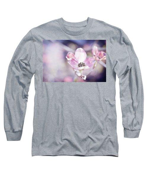 Morning Dogwood Long Sleeve T-Shirt