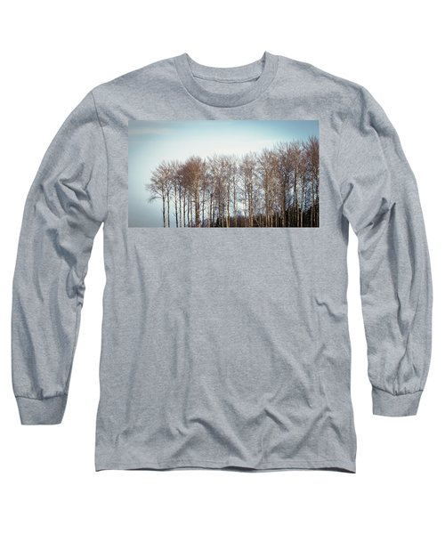 Morning Sadness Long Sleeve T-Shirt
