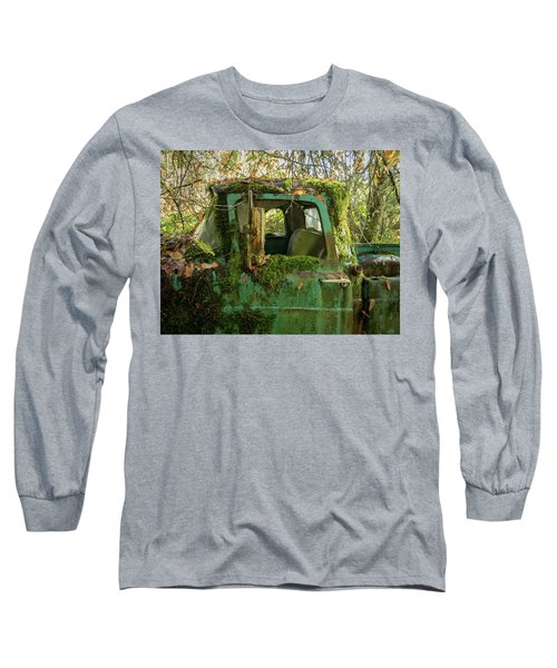 Mossy Truck Long Sleeve T-Shirt