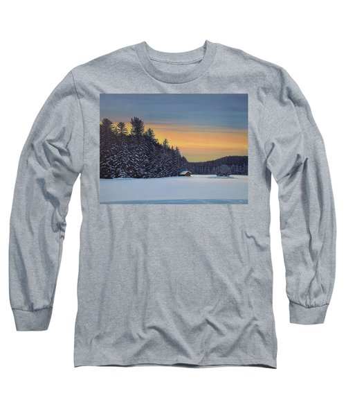 Muskoka Winter Long Sleeve T-Shirt