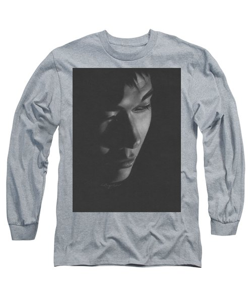 Muted Shadow No. 10 Long Sleeve T-Shirt