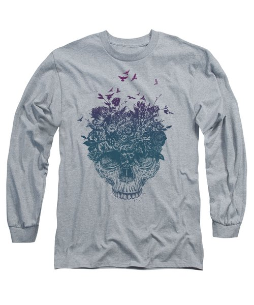 My Head Is Jungle Long Sleeve T-Shirt
