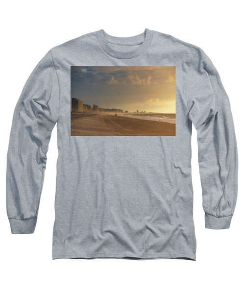 Myrtle Sunrise Long Sleeve T-Shirt