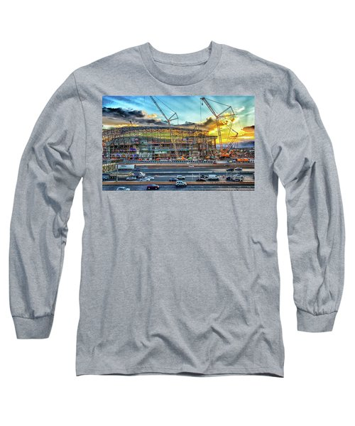 New Home For Las Vegas Raiders Long Sleeve T-Shirt
