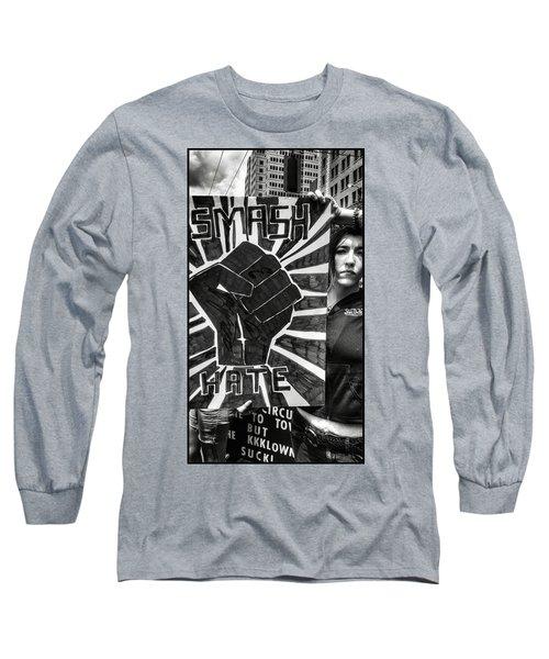 Noh8n Long Sleeve T-Shirt