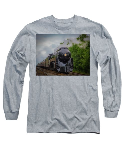 Norfolk And Western 611 Long Sleeve T-Shirt