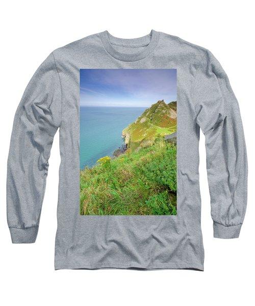 North Devon Views Long Sleeve T-Shirt