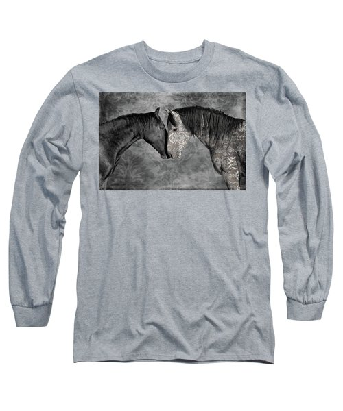 Not Always Black And White Long Sleeve T-Shirt