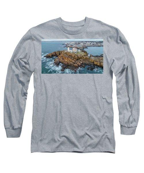Nubble Light Winter Long Sleeve T-Shirt