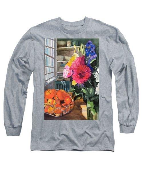 Oak Bluffs Kitchen Long Sleeve T-Shirt