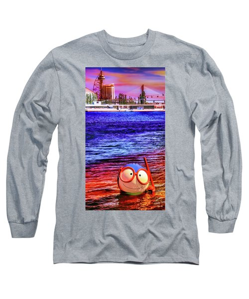 Oceanario Welcoming Long Sleeve T-Shirt