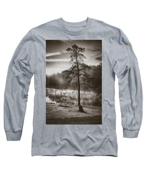 Odd Pair Sepia Long Sleeve T-Shirt