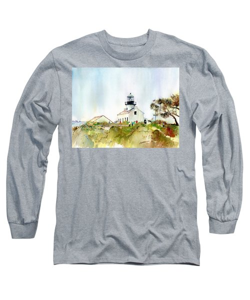 Old Point Loma Light Long Sleeve T-Shirt