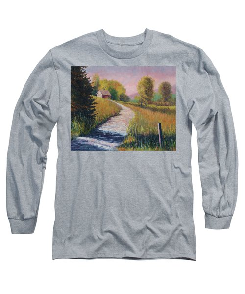 Old Road Long Sleeve T-Shirt