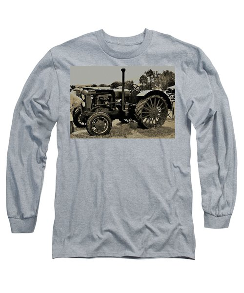 Ye Old Tractor Long Sleeve T-Shirt