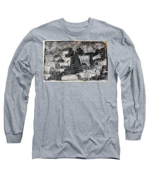On The Day Of Execution Long Sleeve T-Shirt