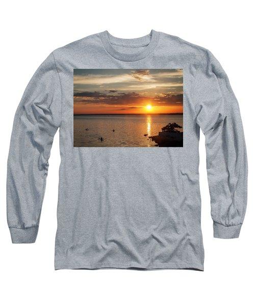 On The Sea Long Sleeve T-Shirt