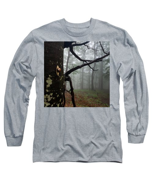 One Day Of The Snail's Life Long Sleeve T-Shirt