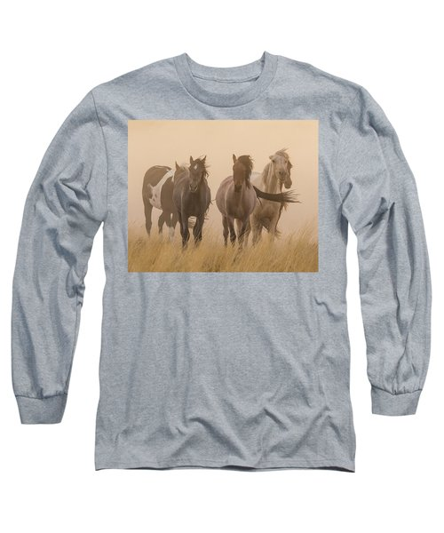 Out Of The Dust Long Sleeve T-Shirt