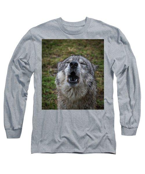Owwwwwwwwwww Long Sleeve T-Shirt